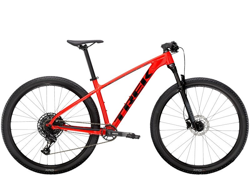 Trek X-Caliber 8 Radioactive Red/Trek Black 2021